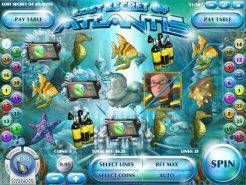 Lost Secret of Atlantis Slots